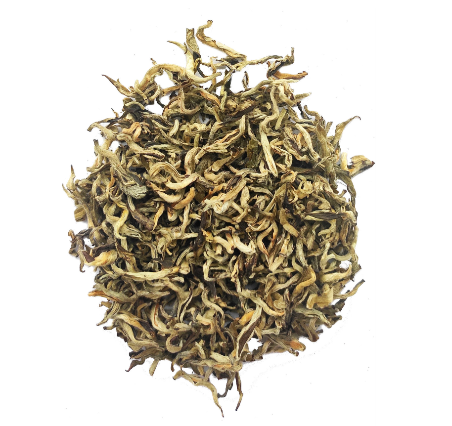 Ming Tea Witte Thee Snow Bud First flush 2020   - 50gr
