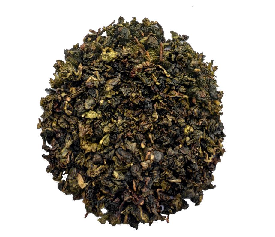 Ming Tea Oolong thee Dark Roasted Iron Buddha Premium Quality -  50gr