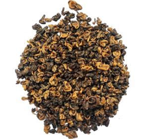 Zwarte thee Supreme Yunnan Golden Snail  -  50gr