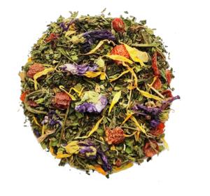 Kruidenthee: Energetische thee BIO -  50gr