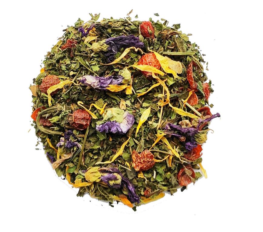 Ming Tea Kruidenthee: Energetische thee BIO -  50gr