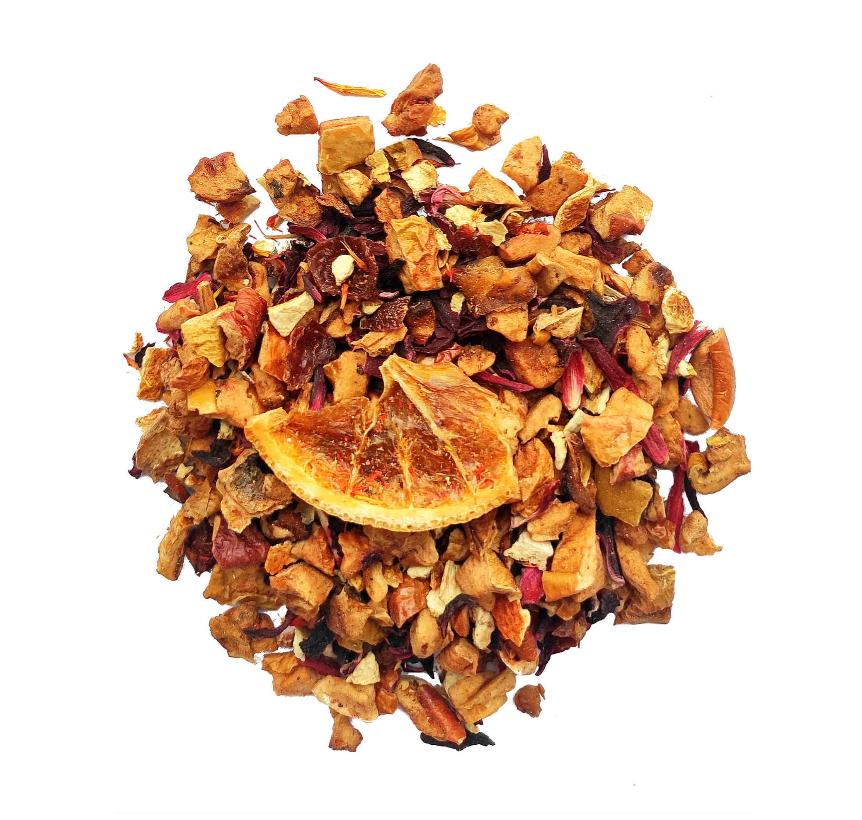 Ming Tea Fruit melange Bloedsinaasappel-  50gr