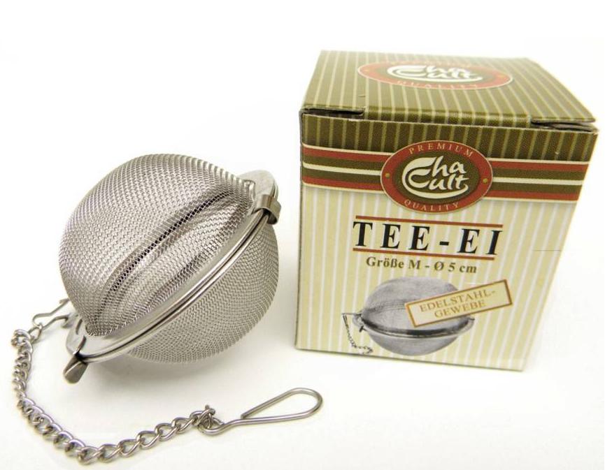 Ming Tea Theezeefje / Thee ei 5cm