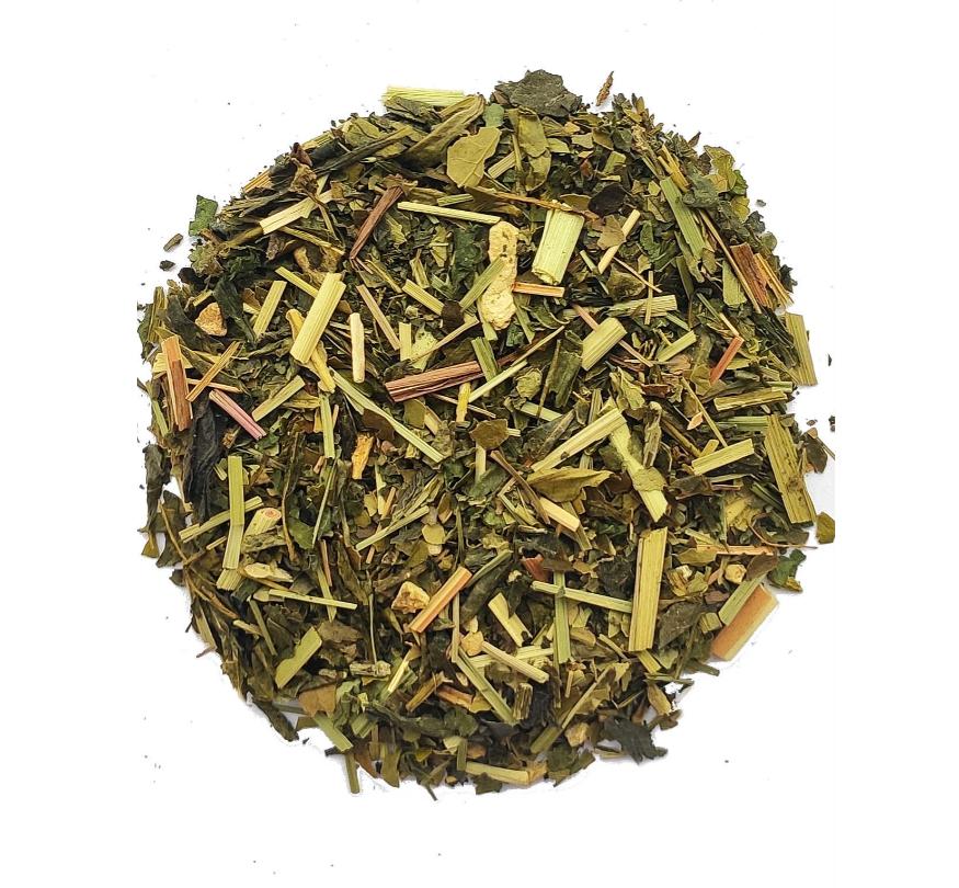 Ming Tea Détox Supergreen BIO -  50gr