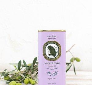 Extra zuivere olijfolie Hojiblanco BIO 250ml