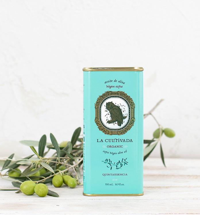 La Cultivada Extra zuivere olijfolie Quintaesencia BIO 250ml