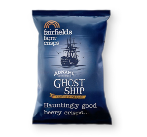 Adnams Ghost Ship Chips 150gr