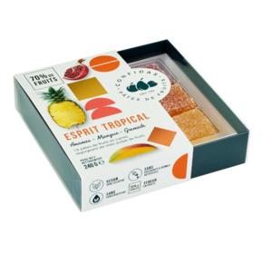 """Pâtes de Fruits """"Esprit Tropical"""""""