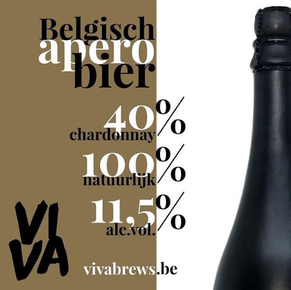 Viva Brews Viva Aperitiefbier 75cl