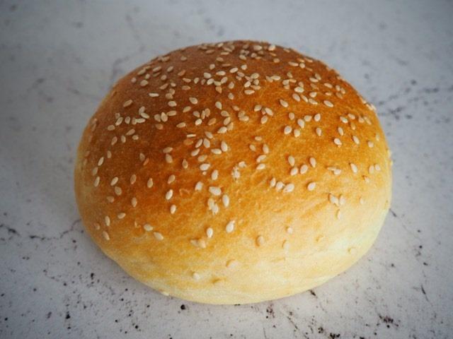 Ervin's Bread Arnie's Sesame Brioche Bun