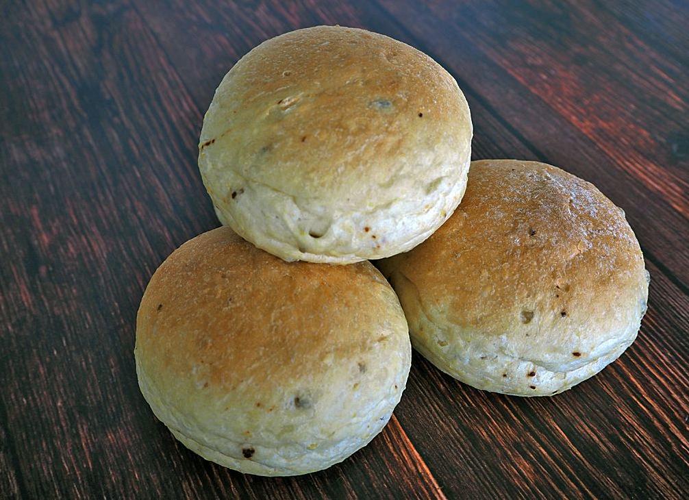 Ervin's Bread Arnie's Corn Chipotle Bun