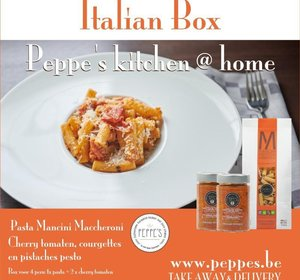 Peppe's Italian Box 1