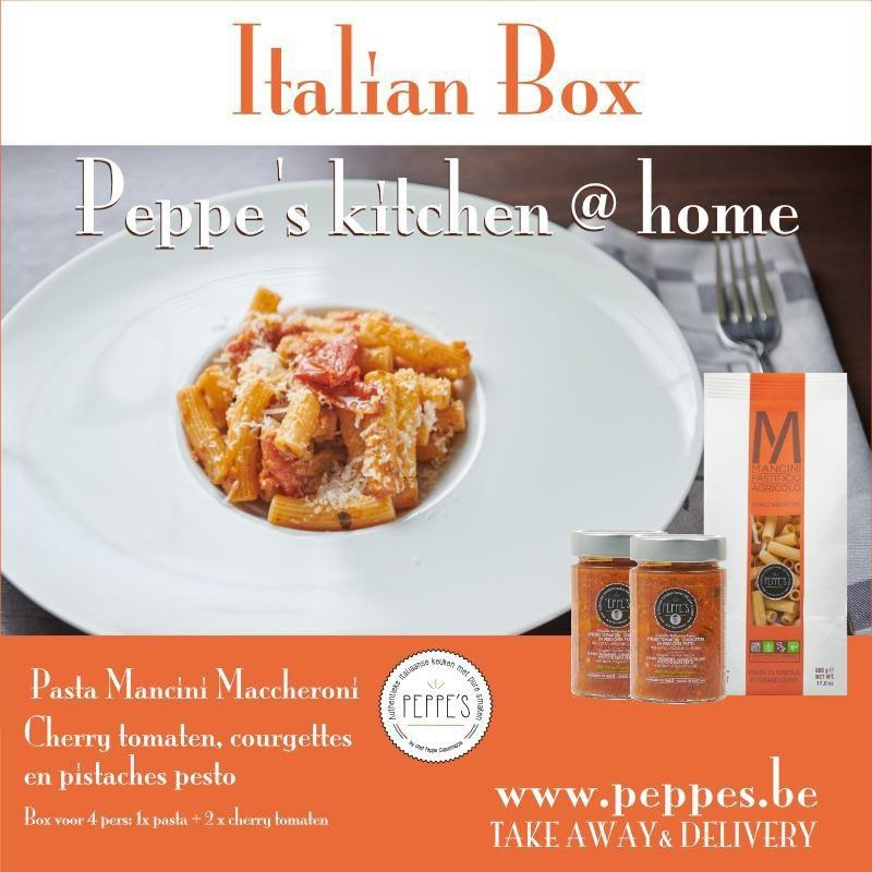 Peppe's Peppe's Italian Box 1