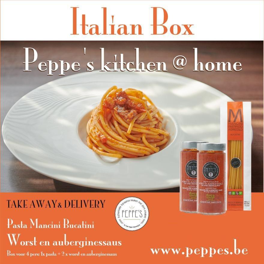 Peppe's Peppe's Italian Box 2