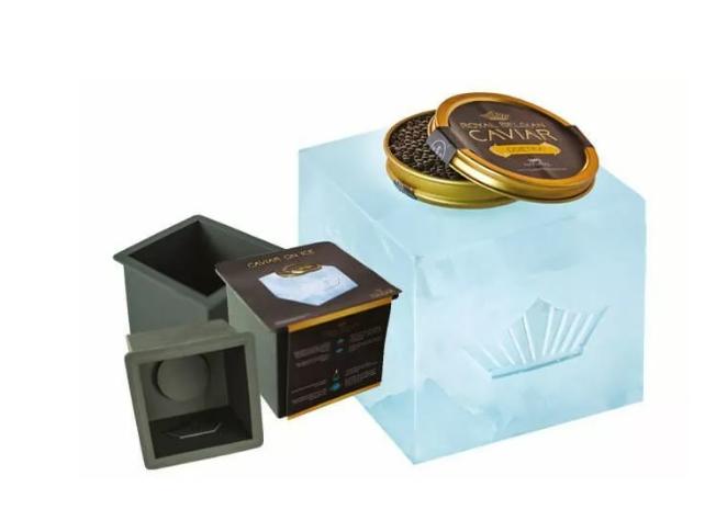 Royal Belgian Caviar IJsmal