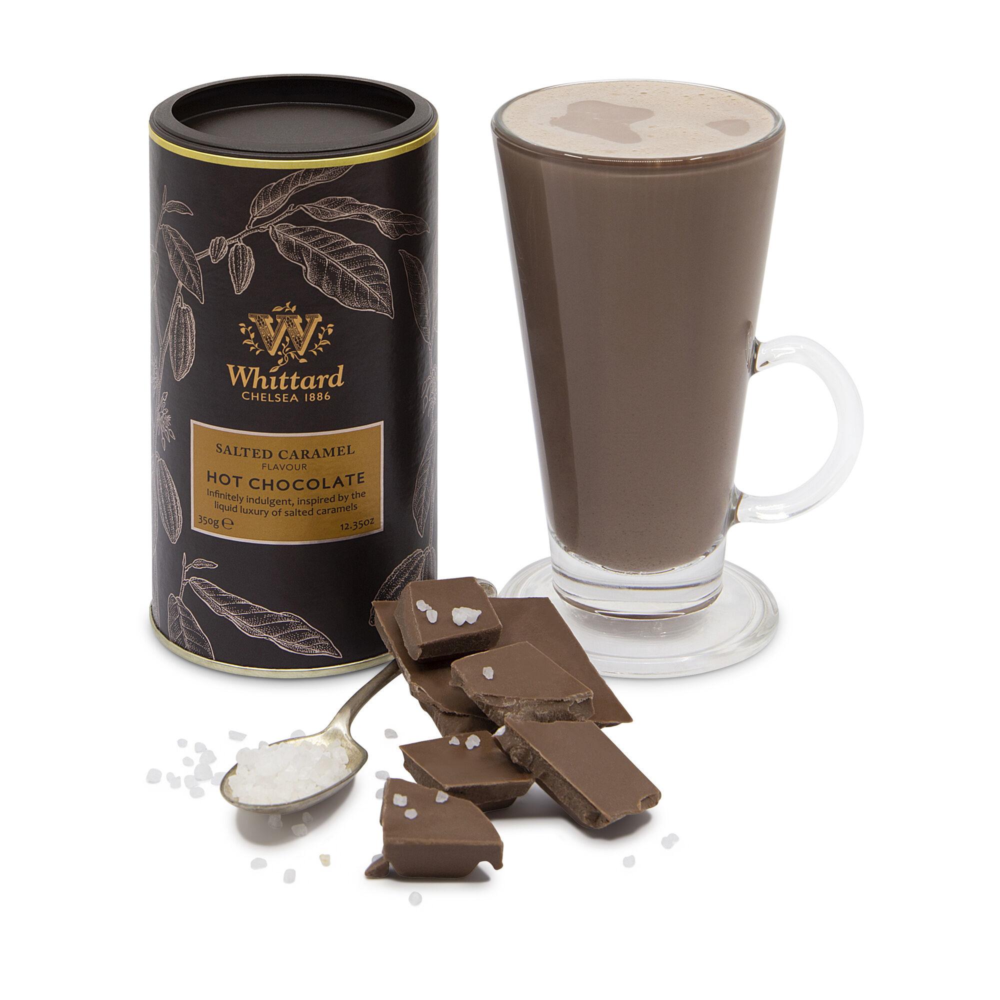 Whittard & Chelsea Salted Caramel Hot Chocolat 350gr