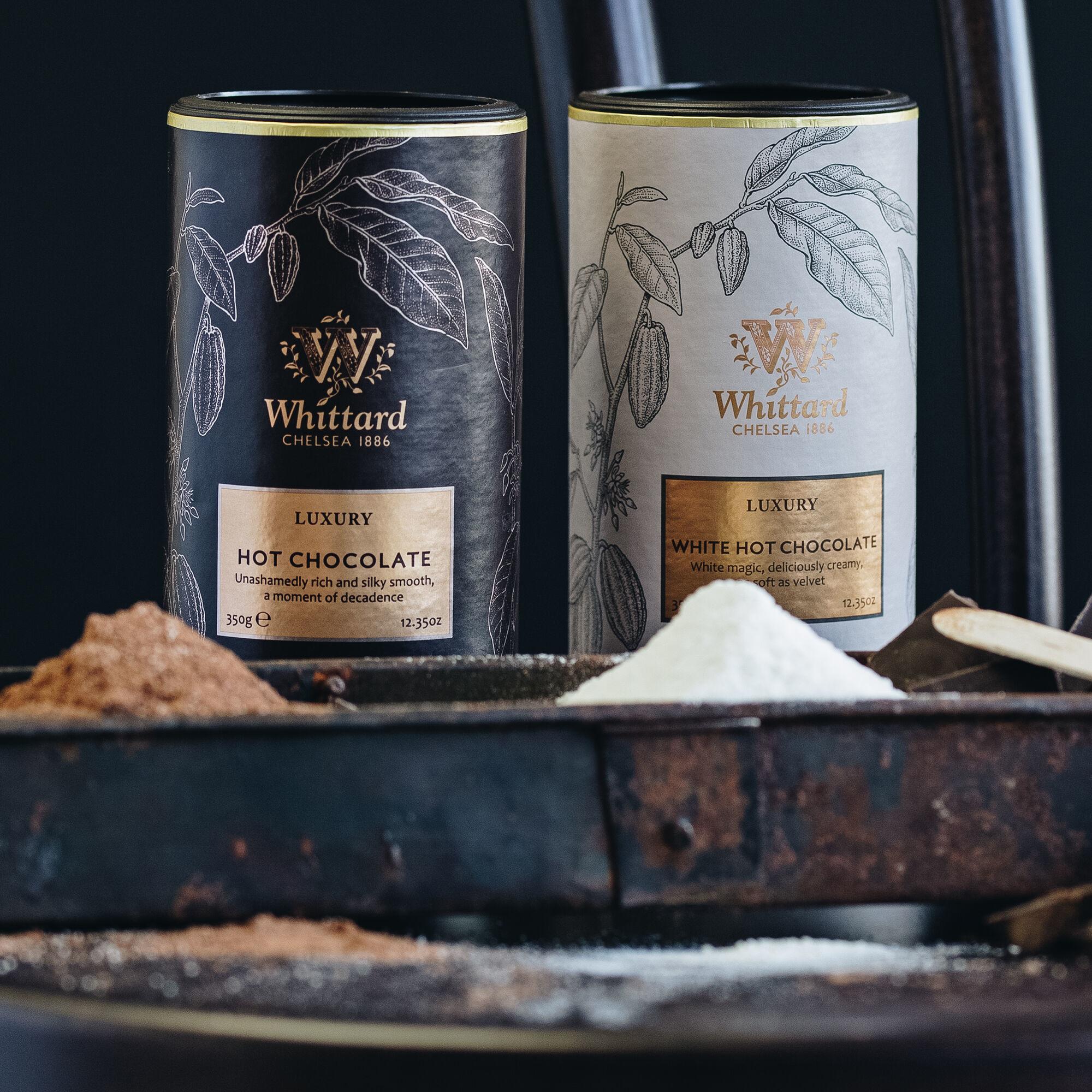 Whittard & Chelsea Luxury White Hot Chocolat 350gr