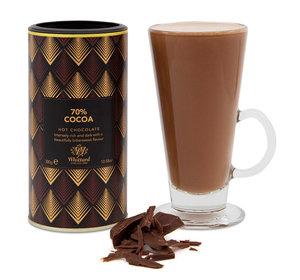 70% Cacao Hot Chocolat 350gr