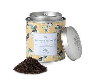 Tea Discoveries English Breakfast Tea Caddy 100gr