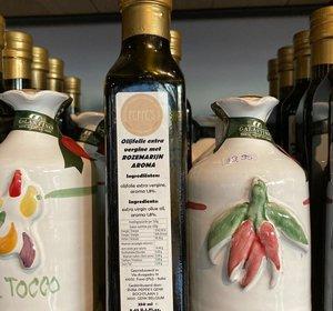 Peppe's Olijfolie Rozemarijn  250ml