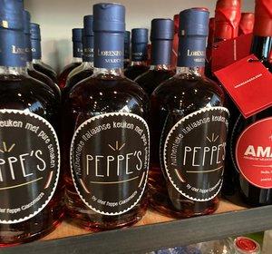 Peppe's Amaretto 50cl