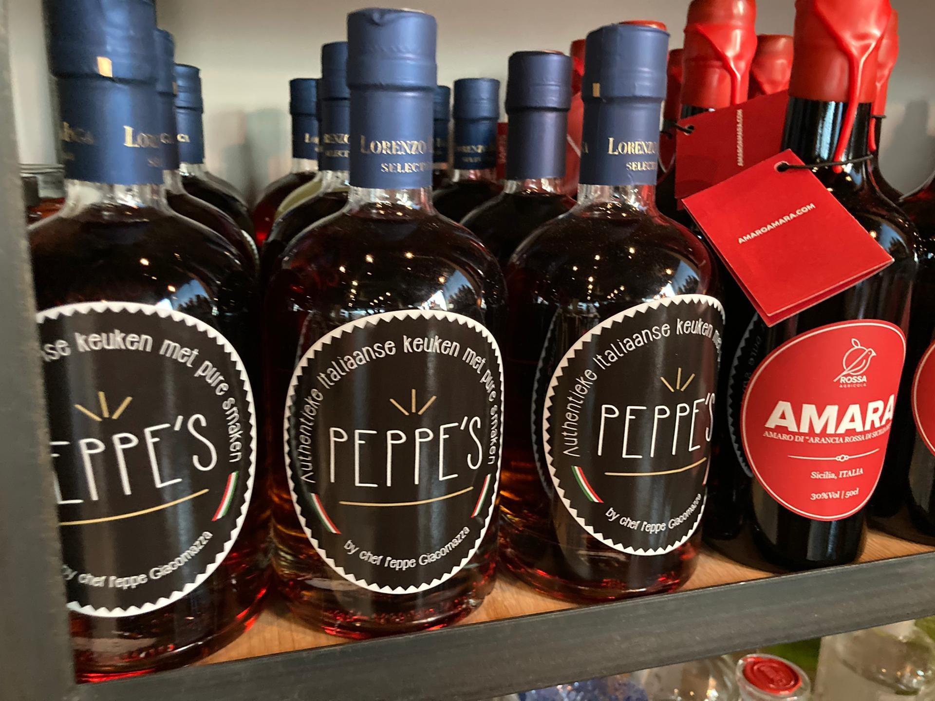 Peppe's Peppe's Amaretto 50cl