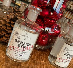 Peppe's Spring Gin 50cl