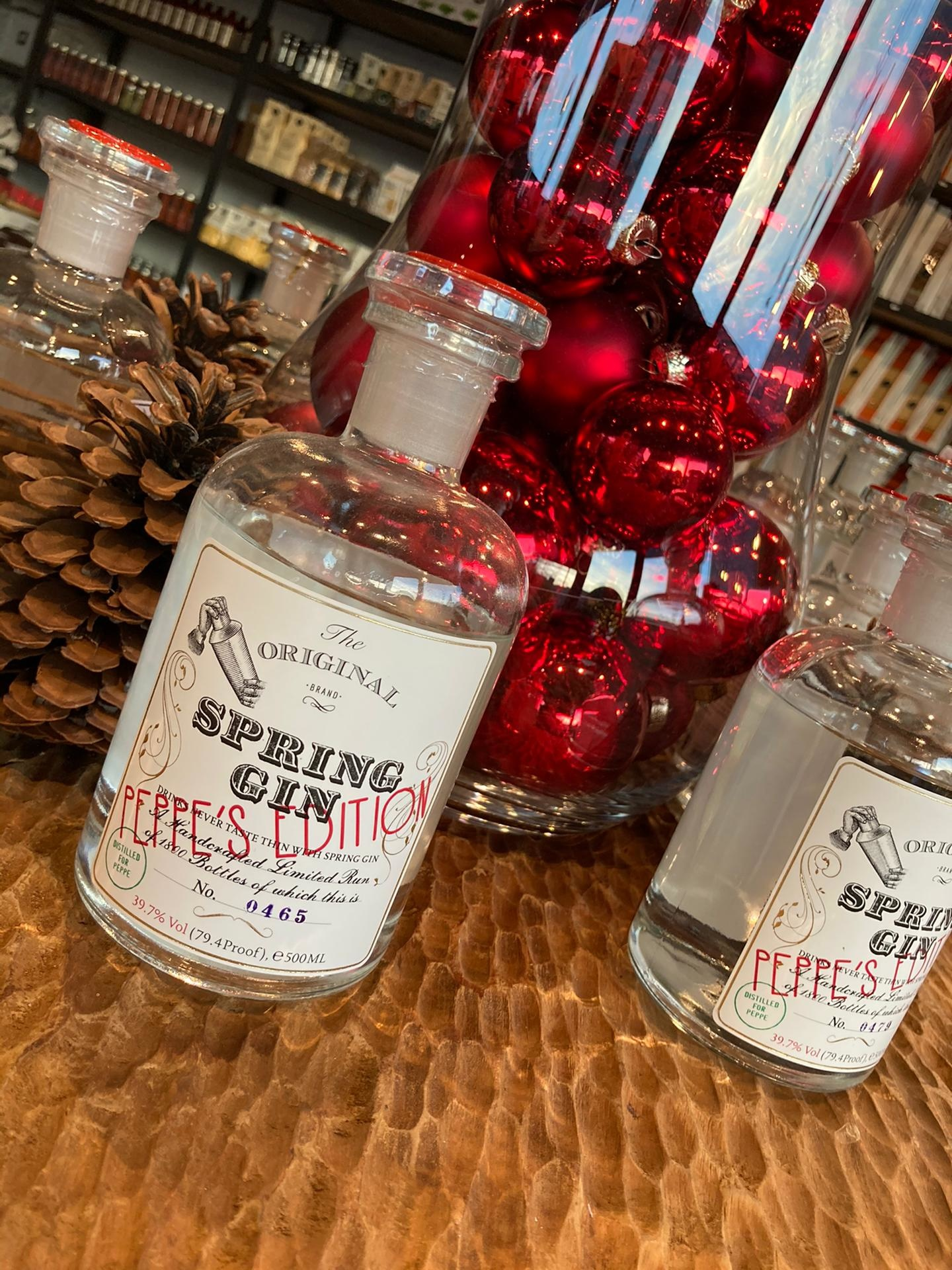 Peppe's Peppe's Spring Gin 50cl