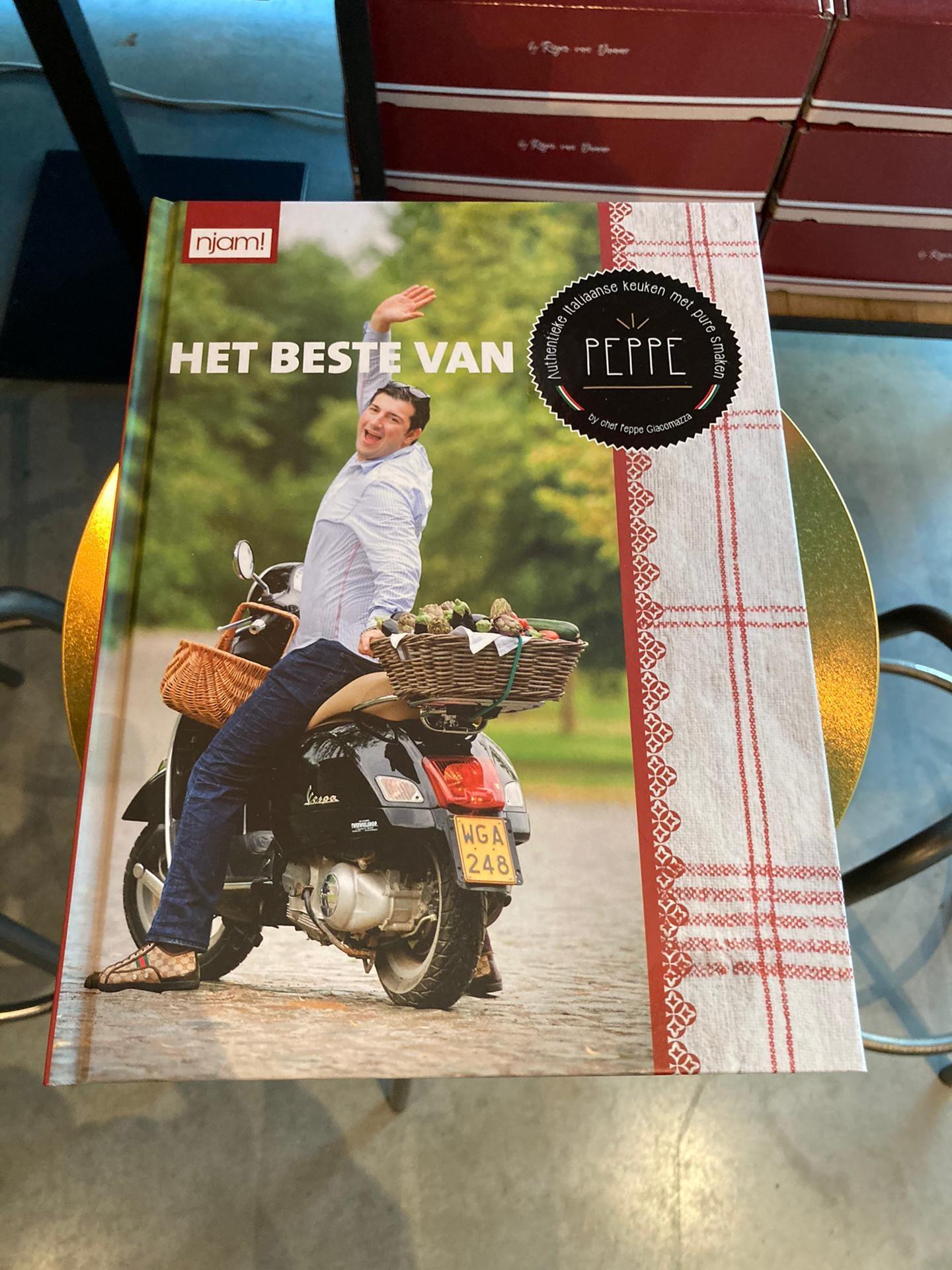 Peppe's Kookboek: Het beste van Peppe
