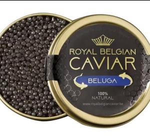 """Royal Belgian Caviar ''Beluga"""""""
