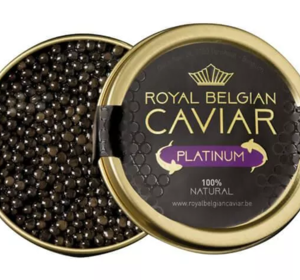 Royal Belgian Caviar ''Platinum""