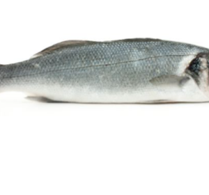 Wilde Zeebaars gekuist met schubben +/- 1kg