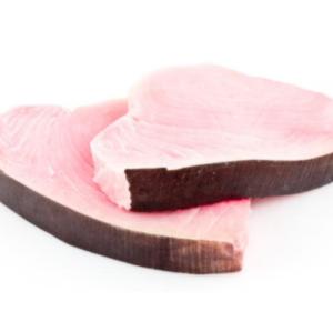 Zwaardvis filet +/-  250gr
