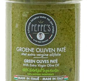 Groene Olijven Paté 90gr