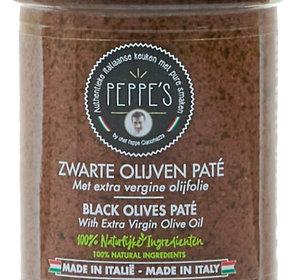 Zwarte Olijven Paté 90gr