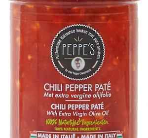 Chili Peper Paté 90gr