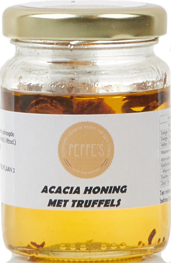 Peppe's Acacia Honing met Truffel 100gr