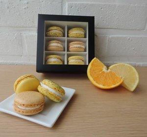 Macaron Citrus Box -Small