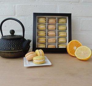 Macaron Citrus Box - Large