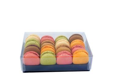 Macaronshop Macaron Classic Box Varia (16stuks)
