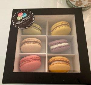 Macaron Luxe Box Varia (6 stuks)