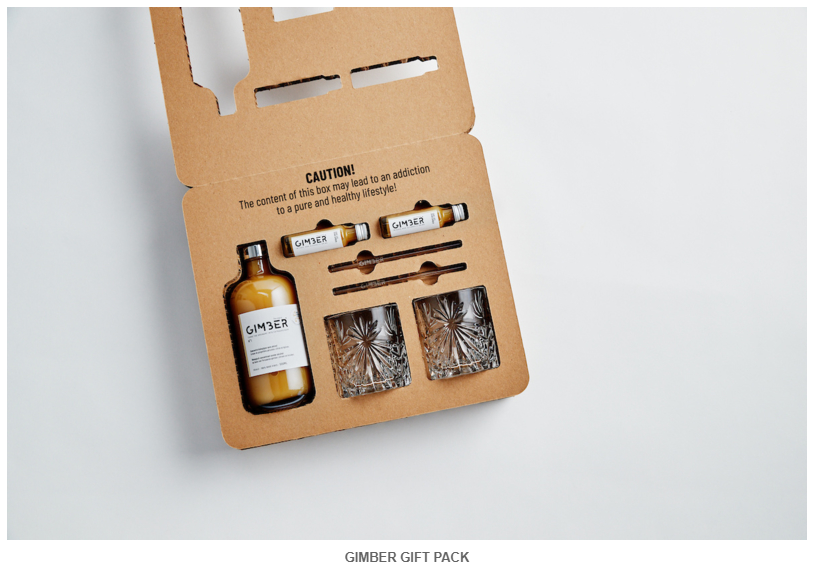 Vers d'Anvers Gimber Gift Pack