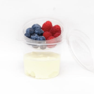 't Vitamientje Vanillekwark met bessen 275gr