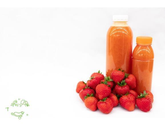 't Vitamientje Vers Aardbeisap