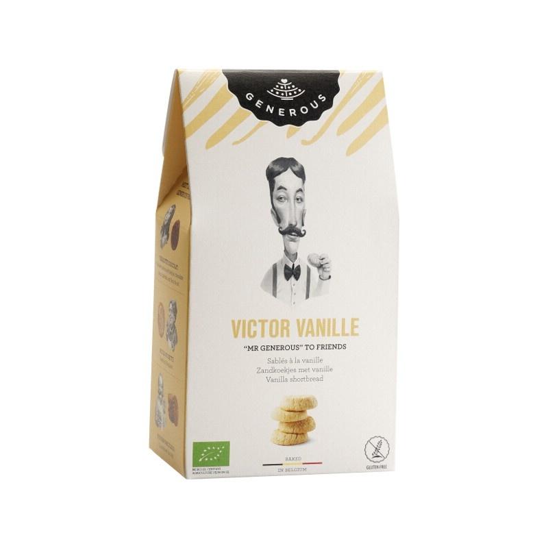 Generous Victor Vanille BIO (Glutenvrij) 120gr