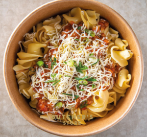 Spaghetti Bolognese Bowl (1 pers)