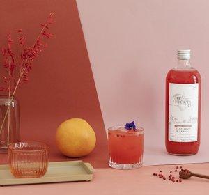 Grapefruit & Vanilla 1L