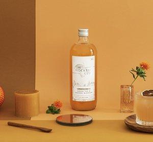 Green Tea & Orange Blossom 1L
