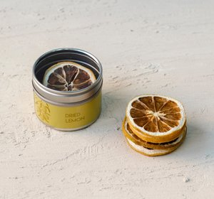 Dried Lemon (6 schijfjes)