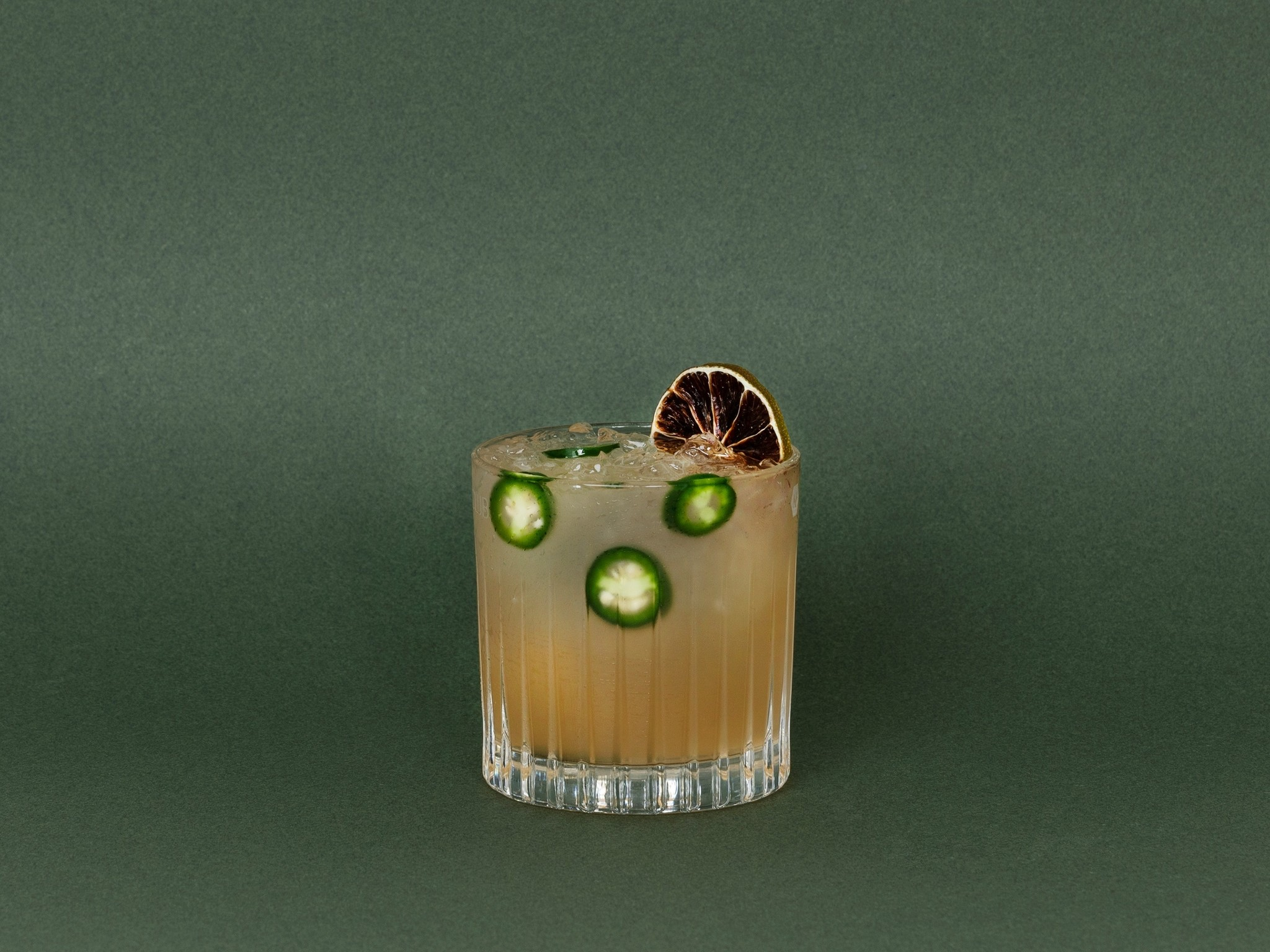 The Mocktail Club Dried Lime (6 schijfjes)